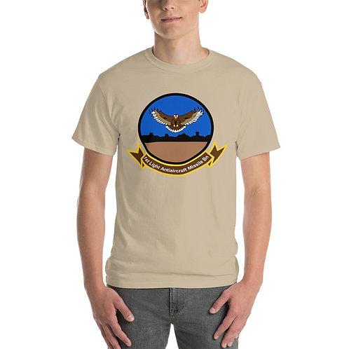 USMC 1st LAAM Bn 1980s Design Tee Shirt Front