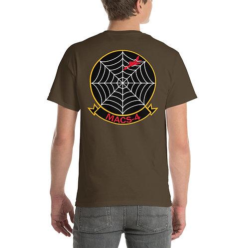 MACS-4 Tee Shirt Back SIde