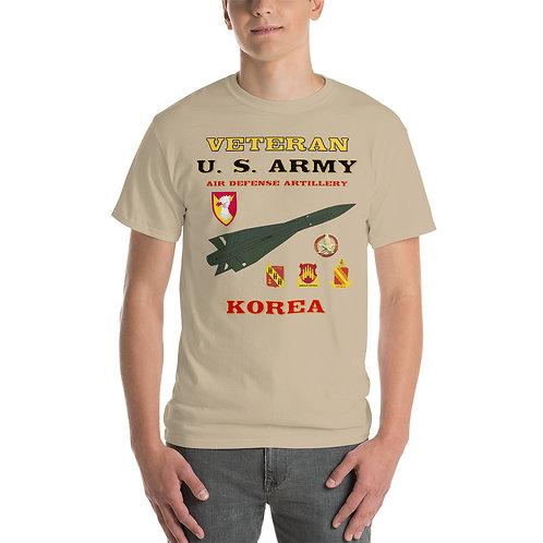 U.S. ARMY ADA VETERAN KOREA Tee Shirt