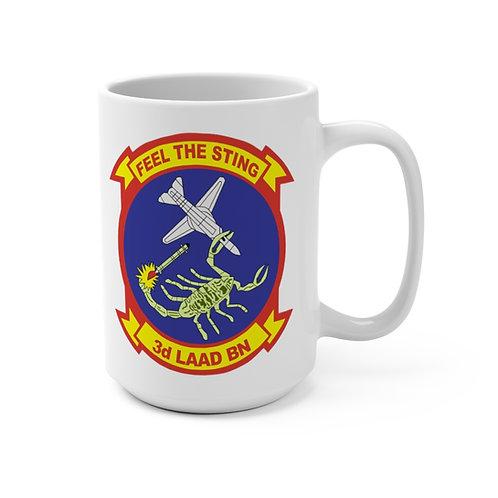 USMC 3rd LAAM Bn Coffee Mug