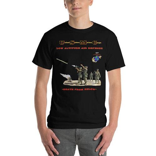 USMC LAAD Tee Shirt Front