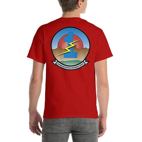 MACS-1 (REIN) Tee Shirt Back Side