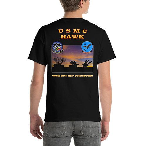 2nd LAAM Bn Gone But Not Forgotten Tee Shirt backside