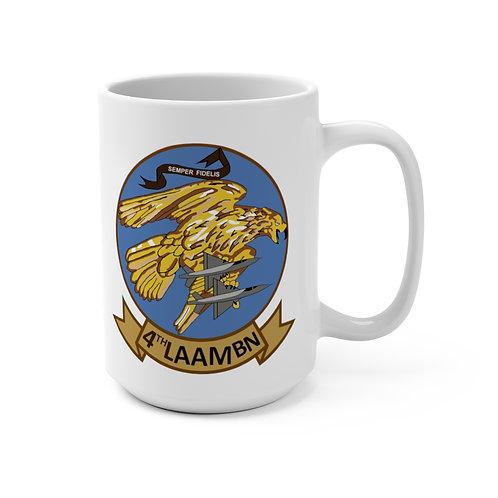 4th LAAM Bn Coffee Mug
