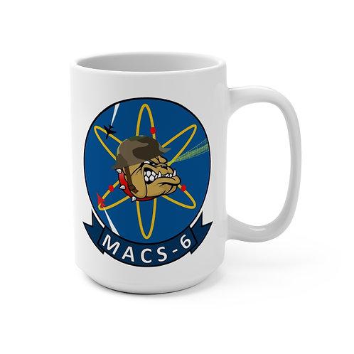 MACS -6/EGA  Coffee Mug