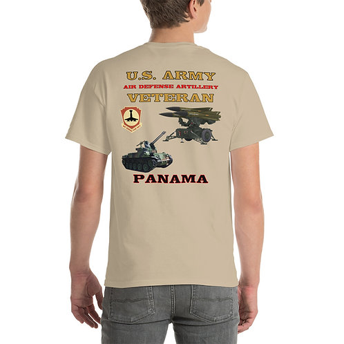 U.S.ARMY ADA PANAMA Tee Shirt Backside
