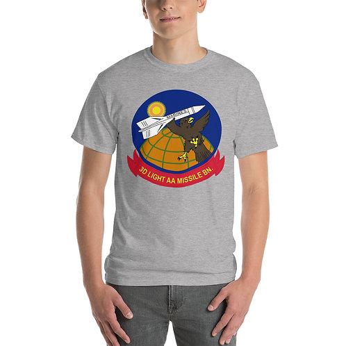 USMC 3rd LAAM Bn 1960 Design Tee Shirt Front