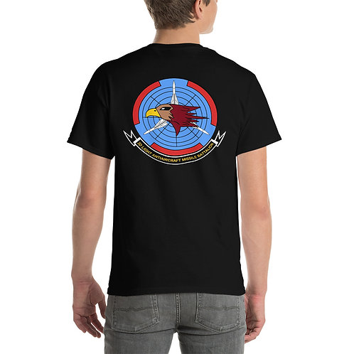 3rd LAAM Bn 1990s Design Tee Shirt Backside