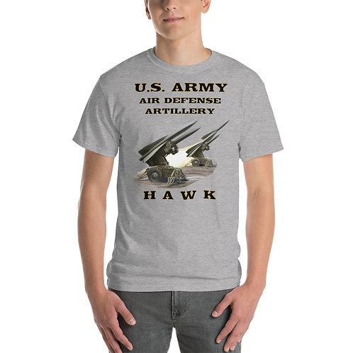 U.S. ARMY HAWK Tee Shirt Front