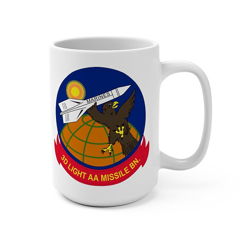 3rd LAAM Bn 1960 Design Coffee Mug