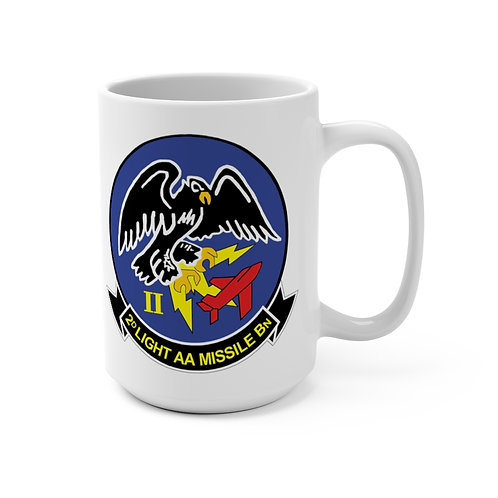 2nd LAAM Bn 1960 Design Coffee Mug