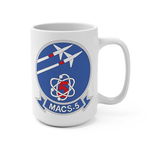 MCAS-5/EGA Coffee Mug
