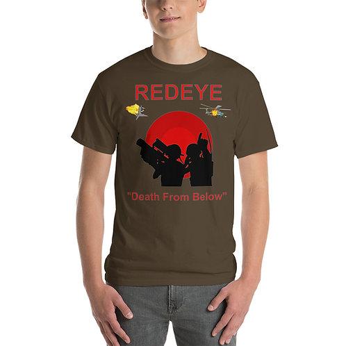 "REDEYE ""Death From Below"" Tee Shirt"