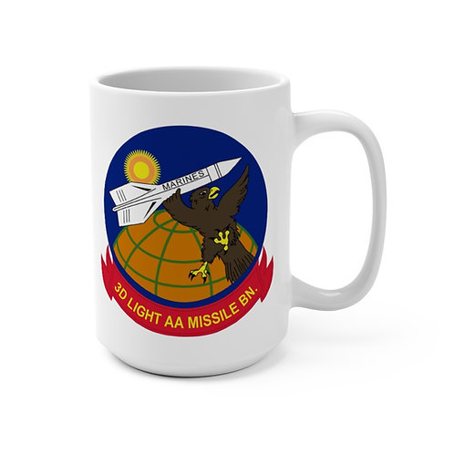 3rd LAAM Bn (1960 design) / MCAS Cherry Point Coffee Mug