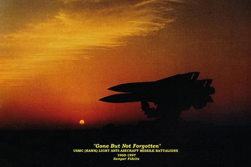 """Gone But Not Forgotten"" Sunset Print"