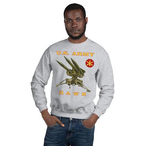 U.S. ARMY HAWK Unisex Sweatshirt Front