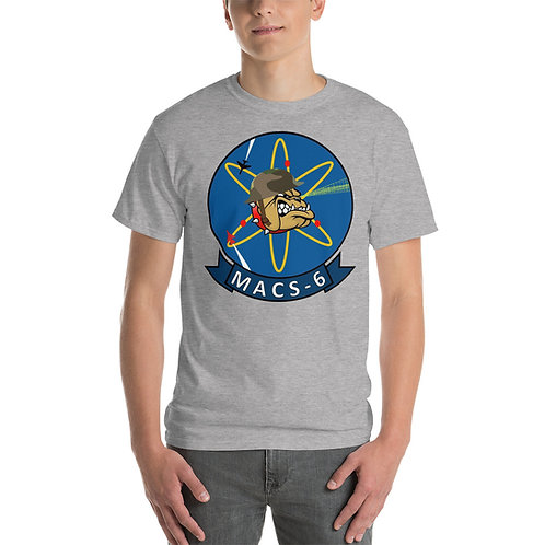 MACS-6 Tee Shirt  Front Side