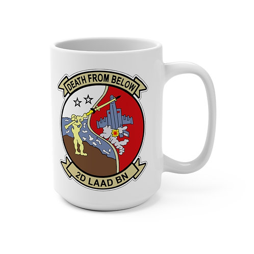 2nd LAAD Bn Coffee Mug