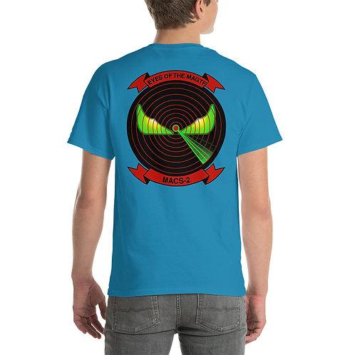 MACS-2 Tee Shirt Back Side