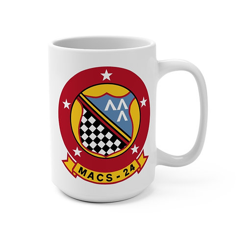 MACS-24/EGA Coffee Mug