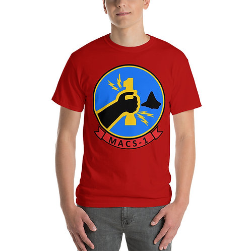 MACS-1 Tee Shirt Front Side
