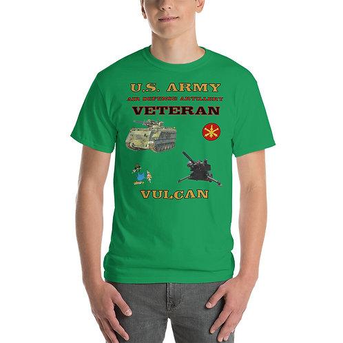 U.S. ARMY ADA VULCAN Front