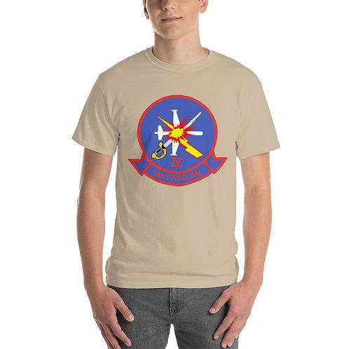 USMC 4th LAAD Bn Tee Shirt Front