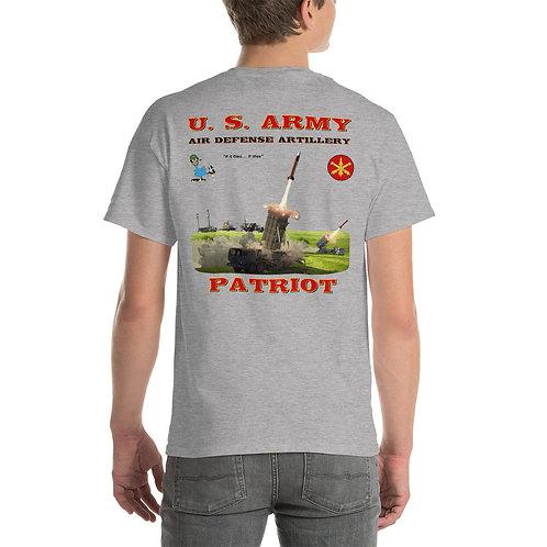 U.S. ARMY PATRIOT Tee Shirt Backside