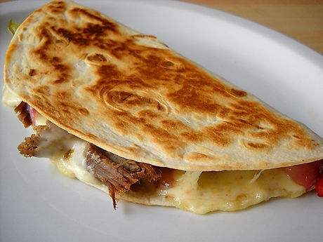 whole quesadilla