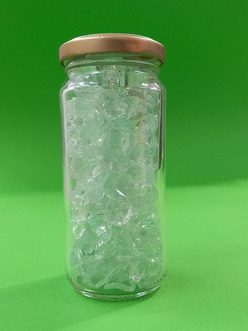 زجاج مكسر 300 غرام للديكور