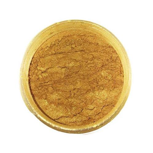 بودرة ذهبي نحاسي ميتالك ألماني 15 غرام