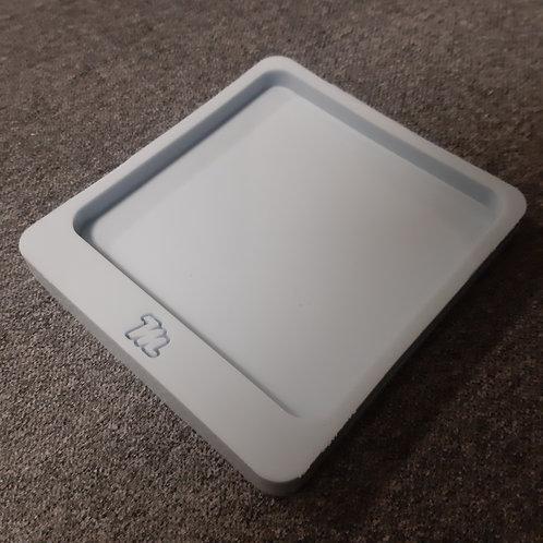قالب كوستر مربع قياس 12*12*8 متكرر الاستعمال