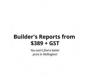 Builders reports, Wellington Property Inspctions