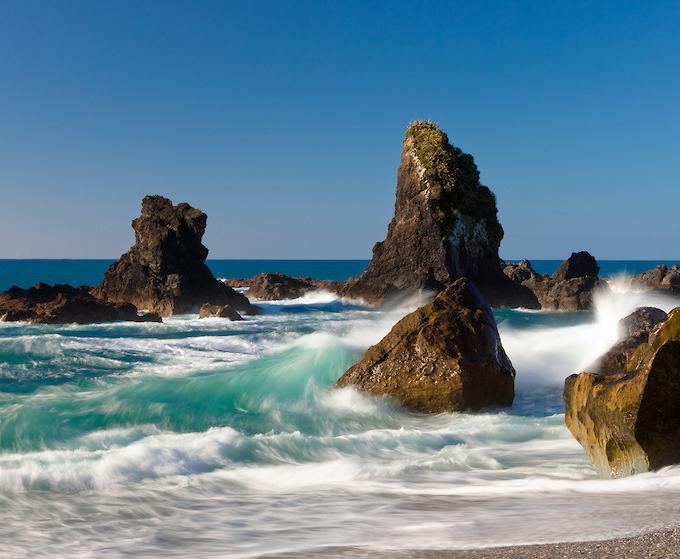 Coastal New Zealand