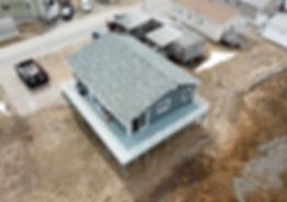 Energy efficient roof