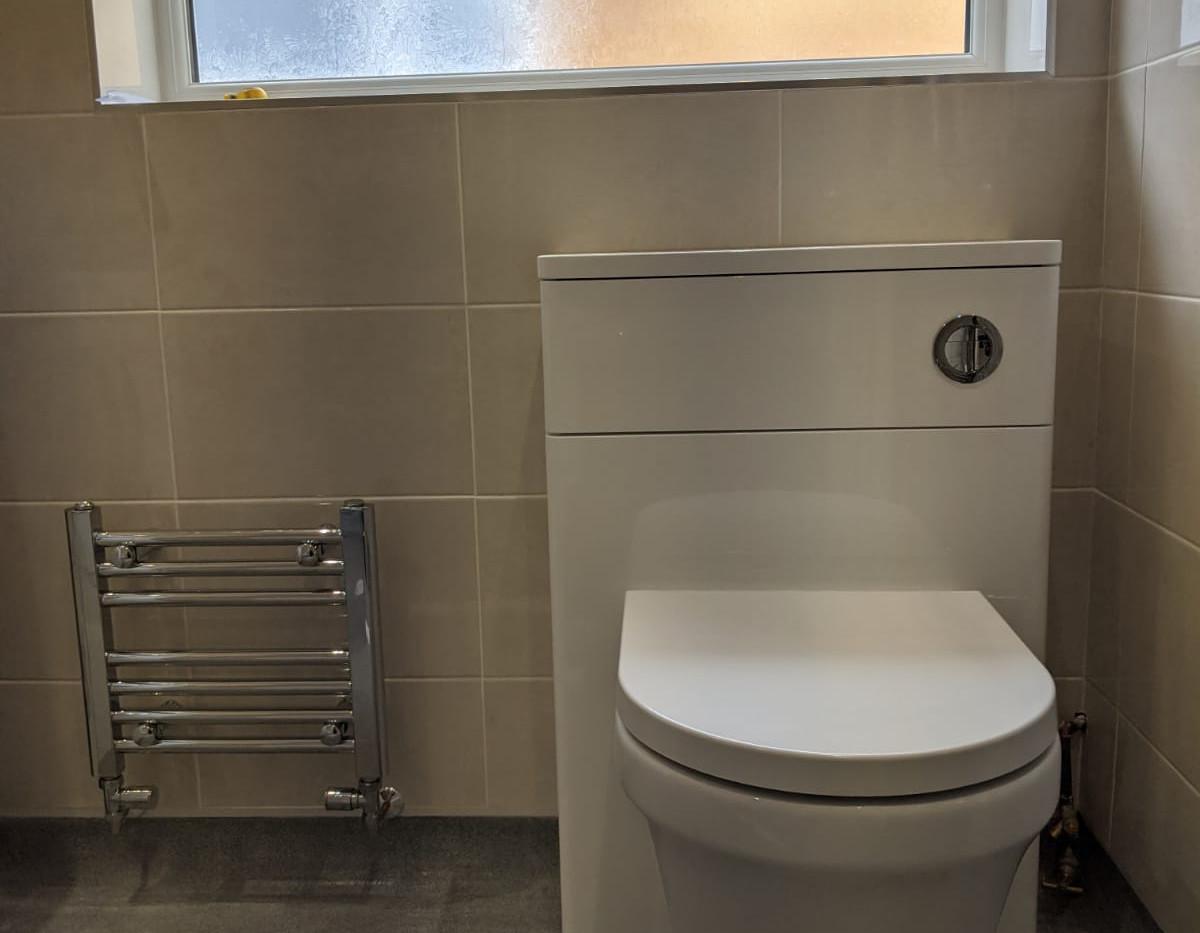Bathroom Refurbishment 14