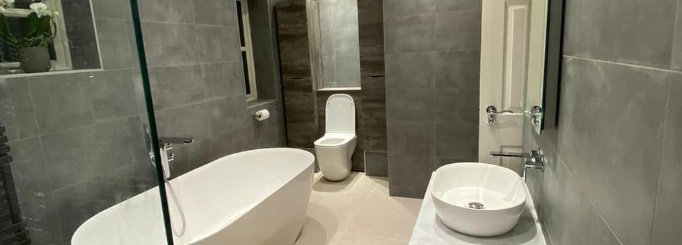 Bathroom Refurbishment 1