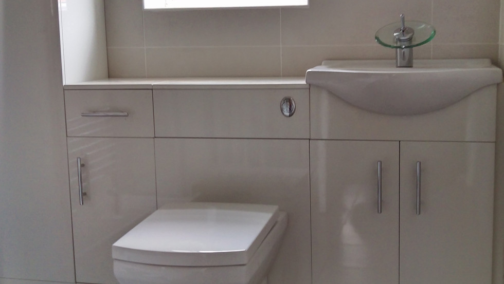 Bathroom Refurbishment 9