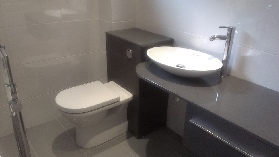 Bathroom Refurbishment 13
