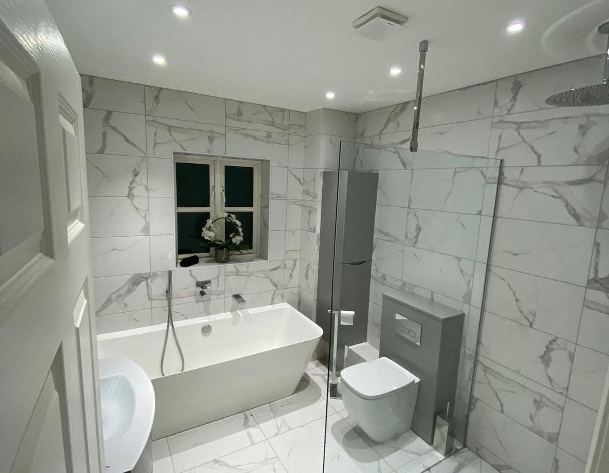 Bathroom Refurbishment 1