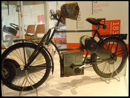 A little history on electric bikes