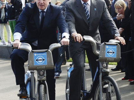 Is the government going to help cyclists?