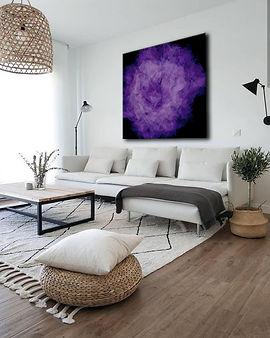 Peony-Heart I-interior-over couch.jpg