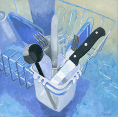 Blue Knife