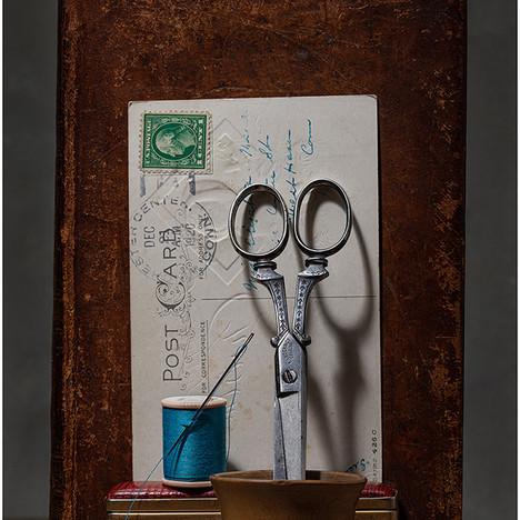Scissors and Thread