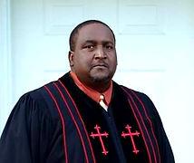 Bishop Andre Evans-Bd. of Directors-Alab