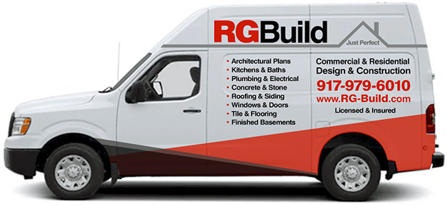 RG Vinyl Graphics And Wraps