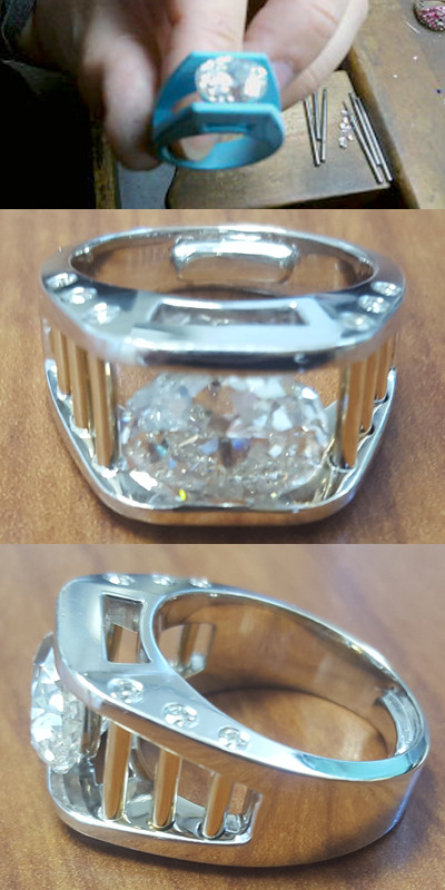 Have An UNMOUNTED Diamond or Gemstone?