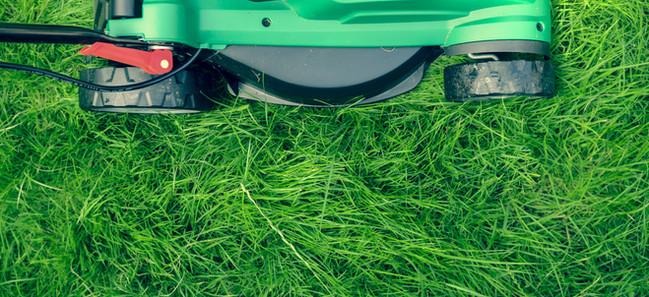 Lochinver Grass Cutting