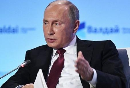 Путин: необходим федеральный орган, отвечающий за адаптацию мигрантов